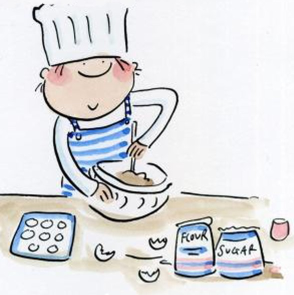 Image result for CLIPART KIDS MEASURING CUPS